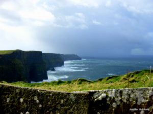 """The Cliffs of Moher,"" Photography  *  Prints Available 8""x10"" $25"